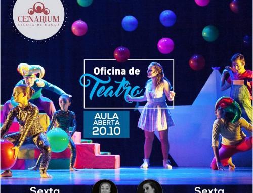 • Oficina De Teatro •