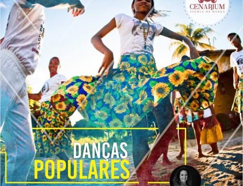 • Danças Populares | Semana Da Criança •
