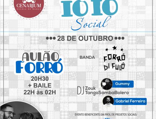 • Forróióió Social – Parceria Rotary & Cenarium •