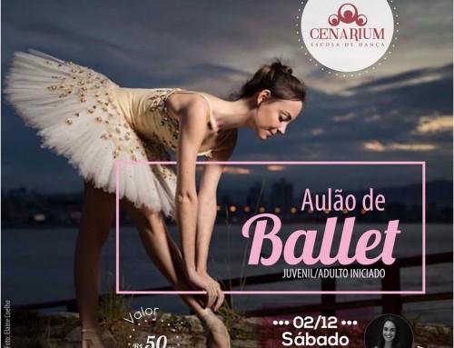 • Aulão De Ballet •