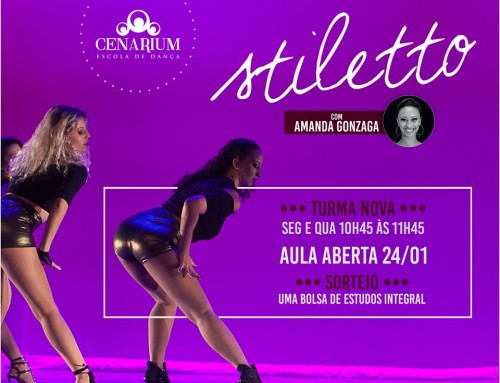 • Turma Nova – Stiletto •