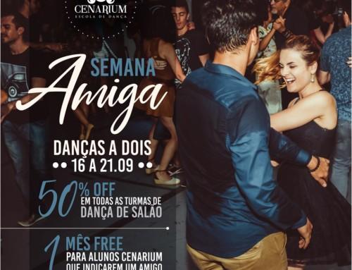 • Semana Amiga l Danças a Dois •