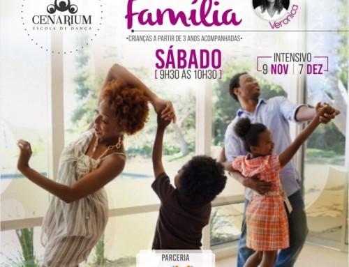 •Dança Ímpar Família // Parceria Conexão Mães•