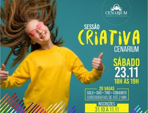 • Sessão Criativa Cenarium •