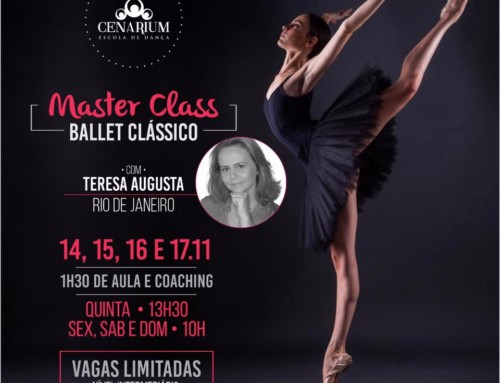 • Master Class I Ballet Clássico •