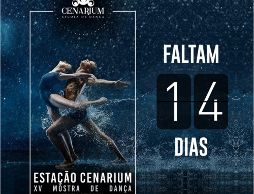 • Estação Cenarium • XV Mostra de Dança • 13, 14 e 15 de Dezembro •