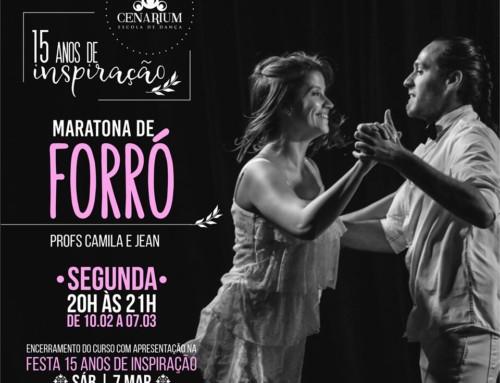 • Maratona de Forró •