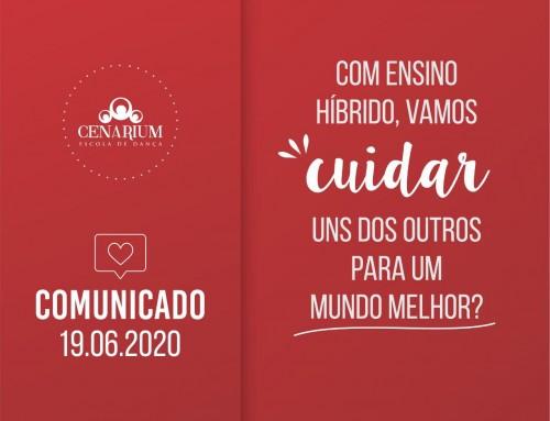 • Comunicado 19.02.2020 •
