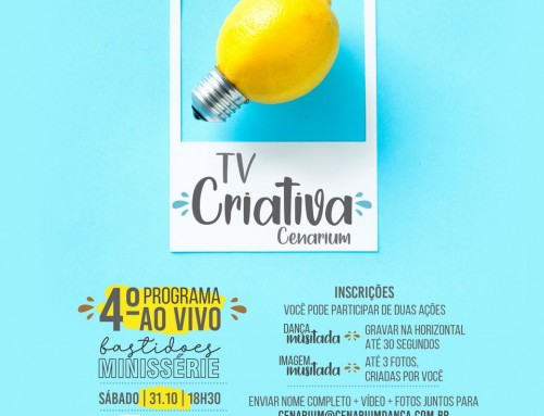• Tv Criativa Cenarium •