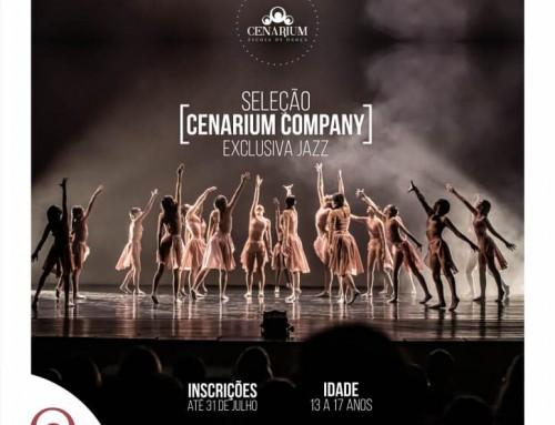 • NEWS >> Inscrição Para a Cenarium Company •